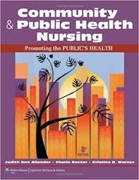 Brunner Suddarth 12 Edition Test Bank Test Bank Of Community Public Health Nursing Promoting The Public S Health 8th Edition By Allender Judith Ebookas