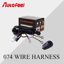How To Wire A Work Light Details About Wiring Harness Switch Relay Kits Remote Control For Car Led Work Light Bar