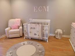 image of elephant rug for nursery style