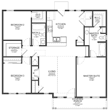 Modern 4 Bedroom House Plans Simple Modern 3 Bedroom House Plans Modern Hd