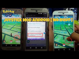 Root Pokemon Joystick Spoofing amp; No Hack Android Go Location qqSI74