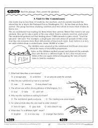 High-school-reading-comprehension-worksheets- & High School ...