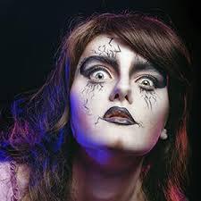 witch face makeup
