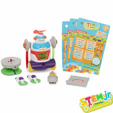 STEM Jr.™ Builder Bot™ Shop by Age 2 - 3 Years | Little Tikes