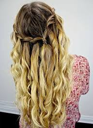 Hairstyle Yourself gorgeous waterfall braid hairstyle you can make by yourself 6209 by stevesalt.us