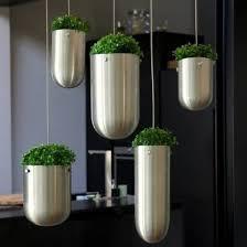 Amazing Hanging Indoor Herb Garden