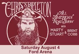 Events Chris Stapleton Ford Idaho Center