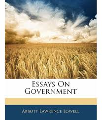 on government essays on government