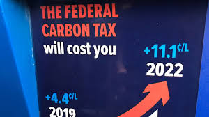 Ontario Argues Carbon Tax Stickers Help Further Free