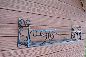 window box wimbo0rne wrought iron works