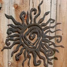 metal garden wall art outdoor