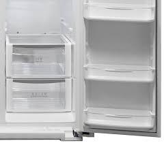 kenmore elite mini fridge. the kenmore elite 51162\u0027s crisper and temperature drawer are found at bottom of fridge mini