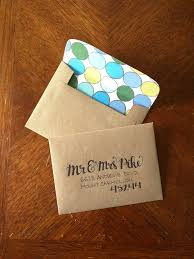 Diy Customizable Envelopes Size A2 6 Steps With Pictures