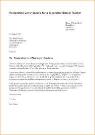 Resignation Letter Formal Samples Of Resignation Letters Free ...