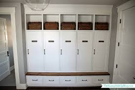 Mudroom Cubbies Plans My New Organized Mudroom The Sunny Side Up Blog