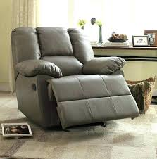 s lazy boy high leg leather recliners end