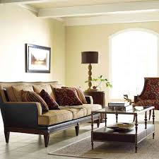 home furniture Living Room Decorating Ideas Brown Color Sofa