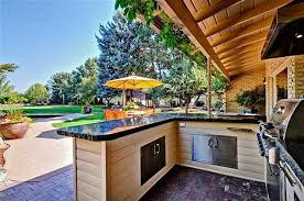 Arizona Outdoor Kitchens Backyard Kitchen