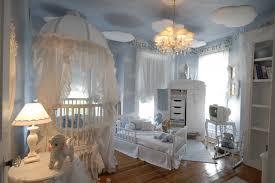 Decoration Room For Baby Girl Bedroom Elegant Baby Girl Nursery Ideas With Lighting In Brown
