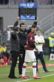 Milan, Maldini e il debutto del figlio Daniel: