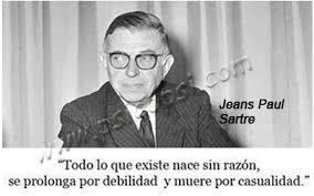 Resultado de imagen para J P Sartre imágenes