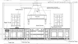 inspiring kitchen cabinet layout designing and layouts wholesteading com