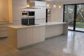 Polished Concrete Floor Kitchen Polished Concrete Flooring Kent Sussex Surrey Get A Quote