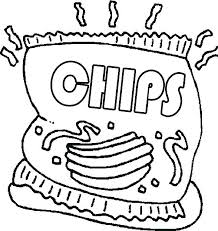Printable Pictures Of Food Coloring Pages Food Printable Food
