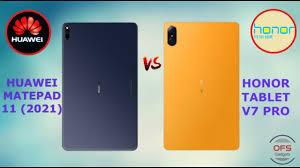 11 (2021) vs Honor Tablet V7 Pro ...