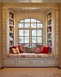 Shelves Around Window Wow These Built Ins Are Some Of The Most Beautiful Ive Seen The