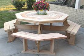 outdoor dining table round. diy outdoor dining table 04 round