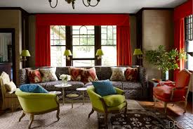 17 Best Red Curtains Red Bricks Images On Pinterest  Red Red Curtain Ideas For Living Room