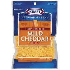 kraft shredded cheese ingredients. Delighful Cheese Kraft Mild Cheddar Finely Shredded Cheese Inside Ingredients E