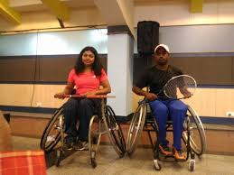 Wheelchair Tennis players call for support as third-ever tournament in  country gets underway — Indian Wheelchair Tennis Tour