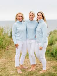 Sisters doin' it for themselves with Dudley Stephens fleece ...