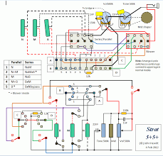 is my crazy strat wiring idea possible guitarnutz 2 the good news is that you only need to build the top half because the bottom part is the schematic the bad news is that it is a humongous doozy of a