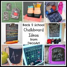 back to school chalkboard ideas use chalkboard for back 2 school projects like these