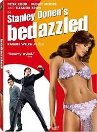 Bedazzled by Peter Cook: Amazon.ca: Peter Cook, Dudley Moore, Eleanor Bron,  Raquel Welch, Alba, Stanley Donen: DVD