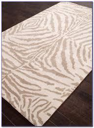 grey zebra rug 9 215 12 rugs home design ideas