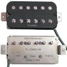 tv jones pickups. tv jones pickup set - ltd edition humbucker sold as set tv pickups s