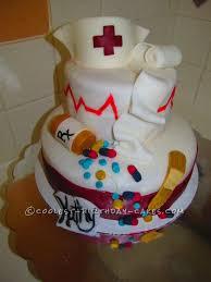 Coolest Nurse Retirement Cake Coolest Birthday Cakes Retirement