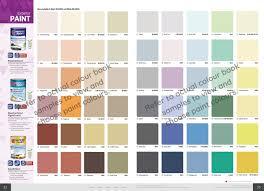 Nippon Paint Color Chart Pdf Solareflect Nippon Paint