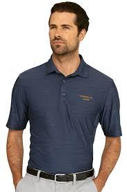 Polos Mens Heathered Golf Polo Shirt Greg Norman