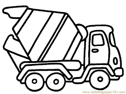 trucks pictures to color. Unique Pictures Truck Pictures To Color Coloring Page 20 Free Land  Transport Puzzles For Intended Trucks Pictures To Color