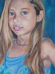 Ida Gregory Portrait Artist Romsey Hampshire UK