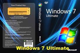 windows 7 ultimate 64 bit key