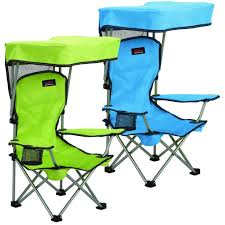outdoor camping chair. Outdoor Folding Chair With Canopy Camping