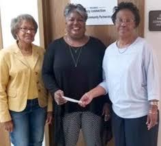 LWREA donates to help provide books, materials   News-Reporter