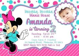 invitation card templates free download first birthday invitation card template mickey mouse sample