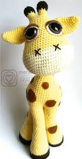 Crochet Giraffe Pattern Beauteous Flick The Giraffe Amigurumi Pattern Amigurumipatternsnet